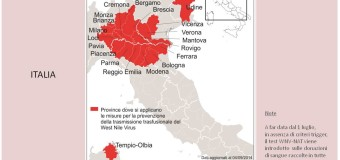 West Nile Virus stagione 2014