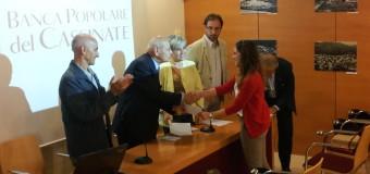 BPC & Avis Cassino (Fr) premiano studenti-donatori