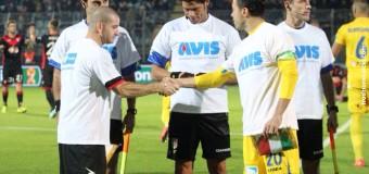 I giovani AVIS negli stadi a Frosinone e Latina