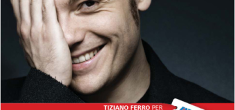 Tiziano Ferro tour 2015 con AVIS!