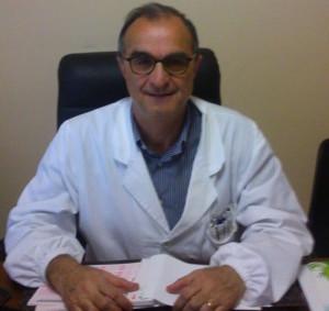 Il Dott. Maurizio Rosati - Responsabile Area Sanitaria di AVIS Regionale Lazio