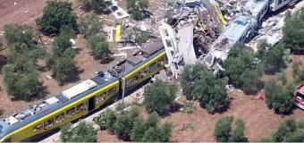 Scontro fra treni in Puglia – Emergenza sangue in tutta la Regione Lazio