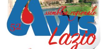 52^ Assemblea Regionale Avis Lazio 21-22 aprile 2017 a Rieti (Volantino)