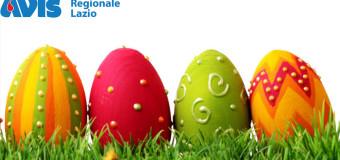 Auguri Auguri Auguri… Buona Pasqua da Avis Lazio!!!