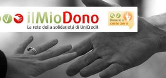 """""""Il mio Dono"""" clicca sul pulsante e vota Avis Regionale Lazio (Il voto è completamente gratuito)"""