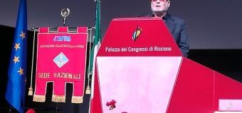 Assemblea AVIS Nazionale 2019: intervento del Presidente Fulvio Viceré (foto evento)